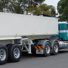 Tandem Axle Steel Chassis Tipper